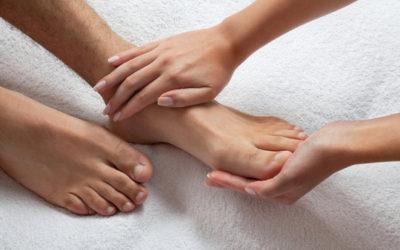 Digitopressione del piede