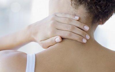 Digitopressione cervicale